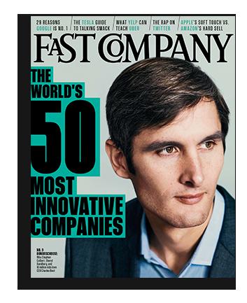 Fast Company Cover