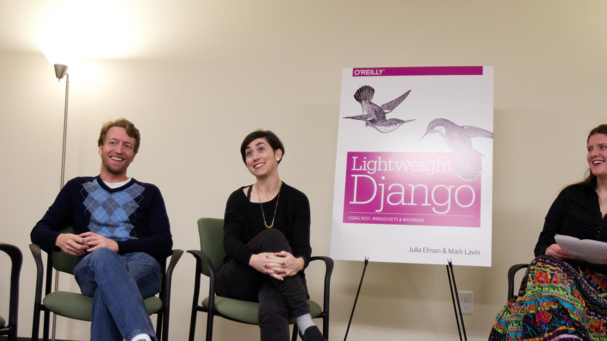 Caktus Group and Girl Develop It Celebrate Launch of Lightweight Django
