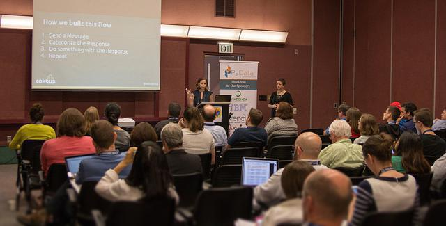 PyData Carolinas - RapidPro Talk with Erin Mullaney and Rebecca Muraya