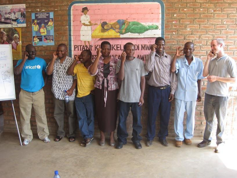 Caktus Group and UNICEF's Partnership on Project Mwana - ICT4D
