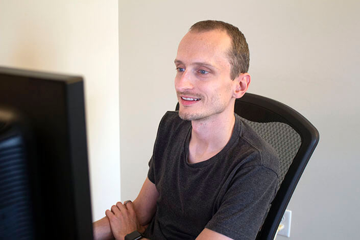 Caktus CTO and Co-founder Colin Copeland