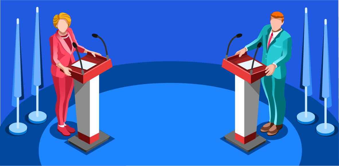 Open Debate Coalition Platform - Presidential Debates with Hillary Clinton and Donald Trump