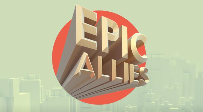 Epic Allies logo