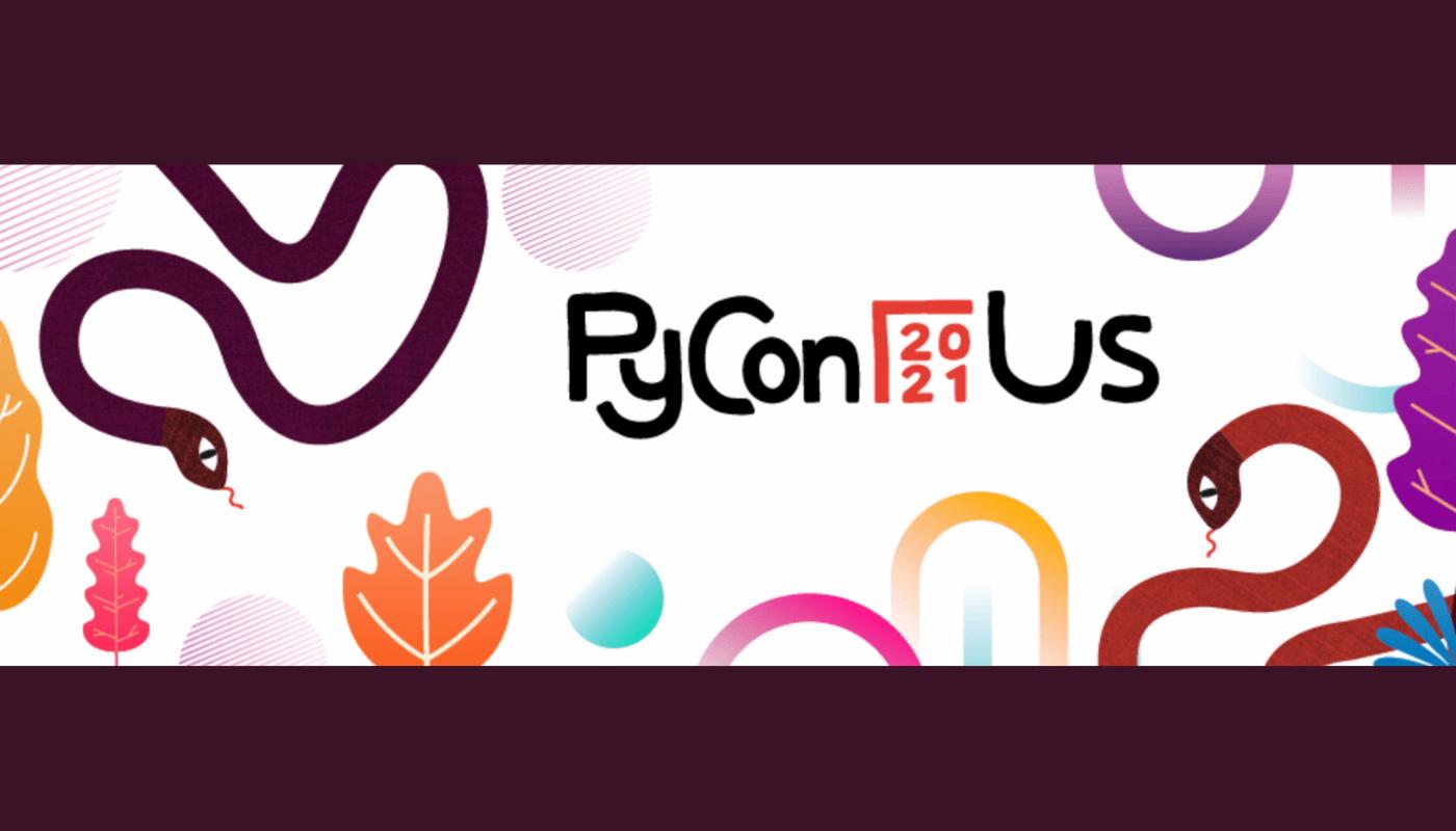 Screenshot of PyCon US homepage
