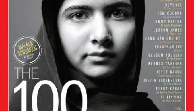 Time Magazine: 100 Most Influential People of 2013