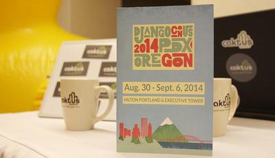 DjangoCon 2014