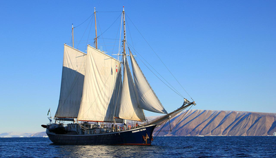 A ship for ShipIt Day.