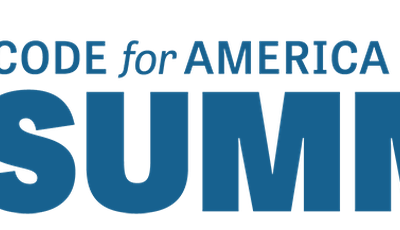 Code for America Summit Logo