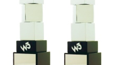 We've Won Two W3 Awards for Creative Excellence on the Web!