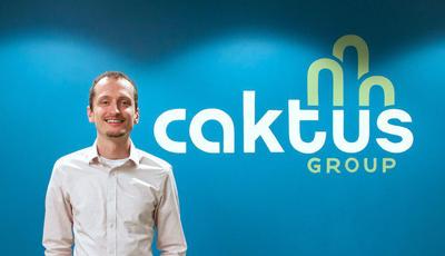 Caktus Group's Colin Copeland - TBJ 40 Under 40 Leadership Award