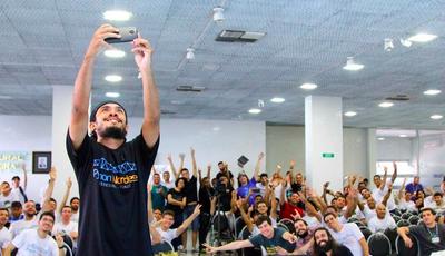 Image of Python Nordeste 2016 via @pythonnordeste #pyselfie