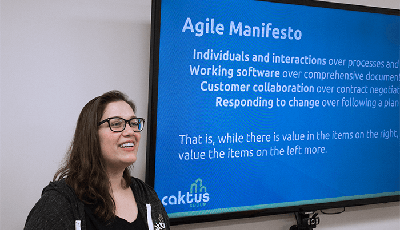5 Scrum Master Lessons Learned
